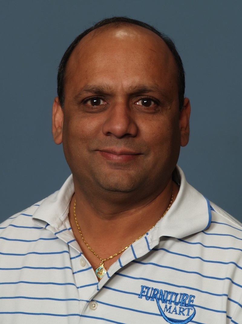 Sunil Agrawal of Furniture Mart